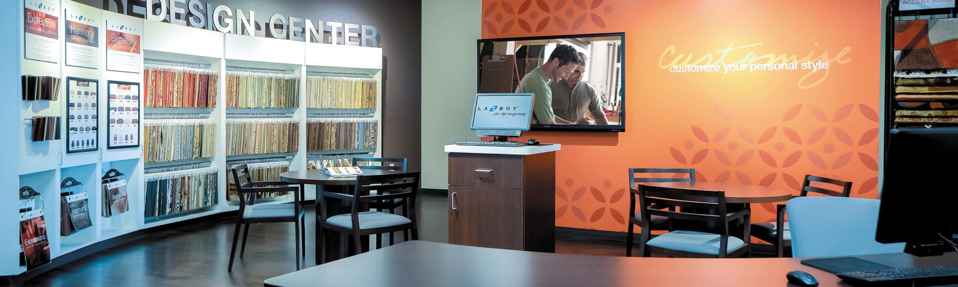 Free In Home Design Interior Designer Consultation Serving Ga Nc Sc La Z Boy Southeast