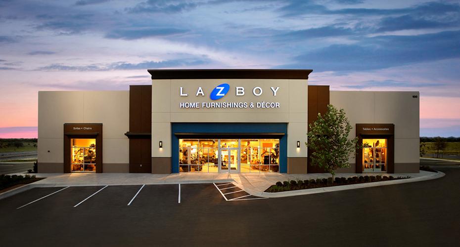 La-Z-Boy Grand Opening