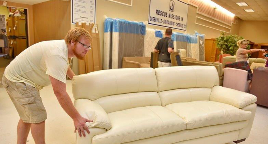 How To Donate Your Old Furniture And Get A La Z Boy Discount
