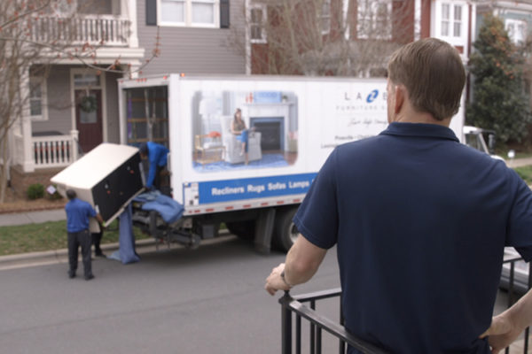What Is Full-Service Furniture Delivery