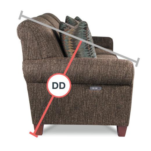 How to Measure Diagonal Depth Furniture
