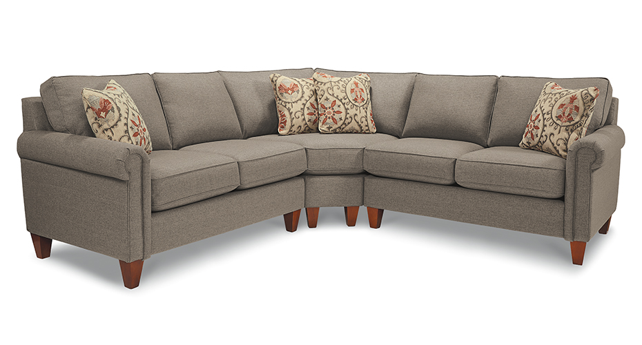 La Z Boy Leighton Sectional