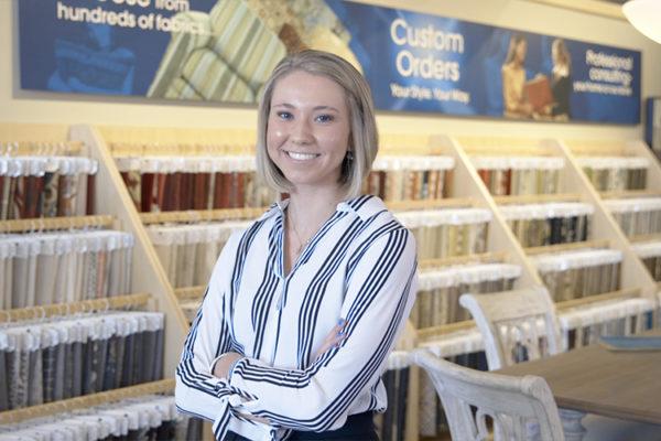 Meet Madison Bressler Interior Designer in Lexington SC