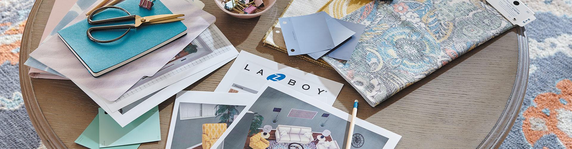 La-Z-Boy Free Design Service