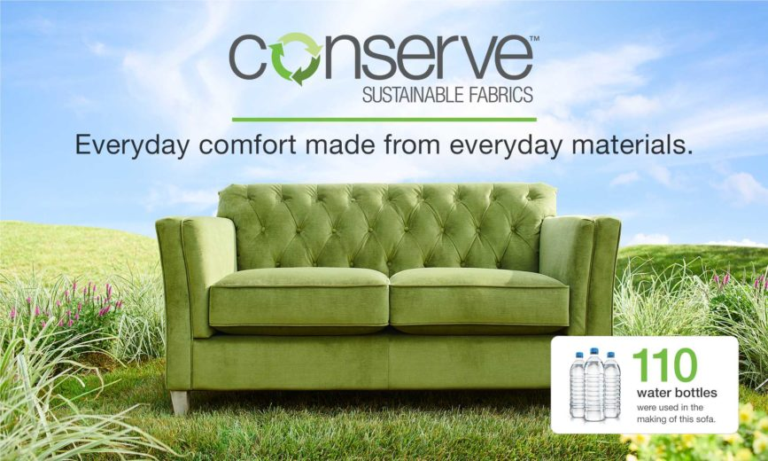 Conserve Sustainable Furniture Fabrics