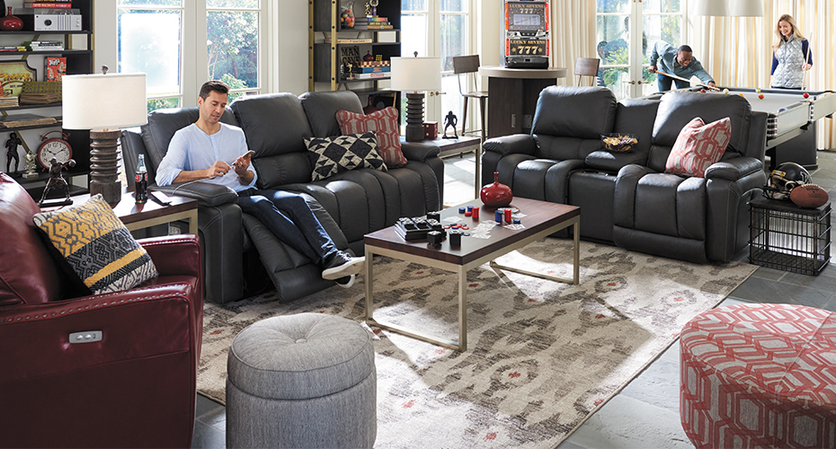 La-Z-Boy Greyson Sofa Review Features Benefits Upgrades