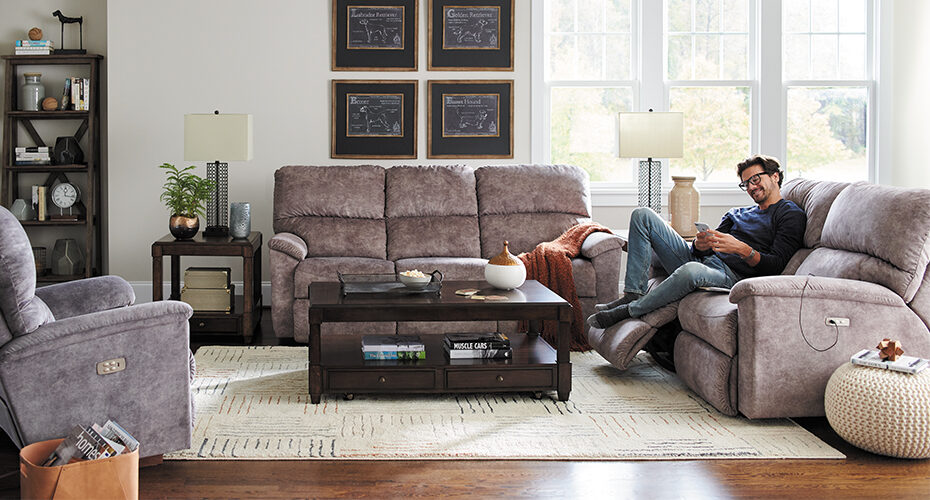 Best La-Z-Boy Sofas for Tall Body Types