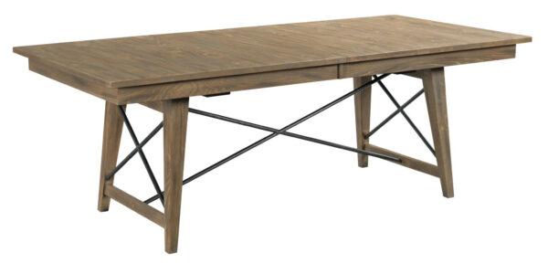 Kincaid Laredo Dining Table Solid Wood Furniture Benefits
