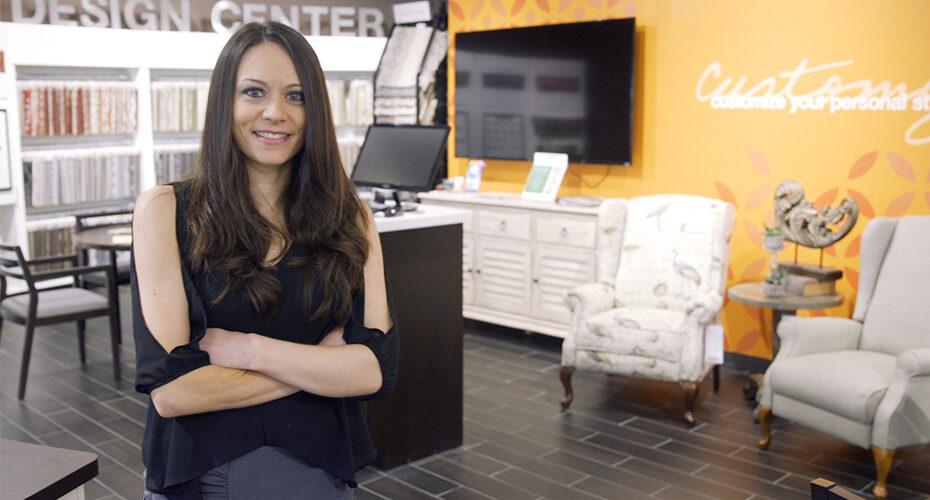 Erin Brady La-Z-Boy Interior Designer Charleston SC