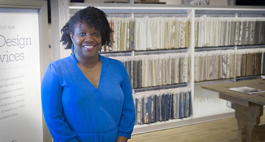 Meet Latisha Caldwell Interior Designer in Pineville NC