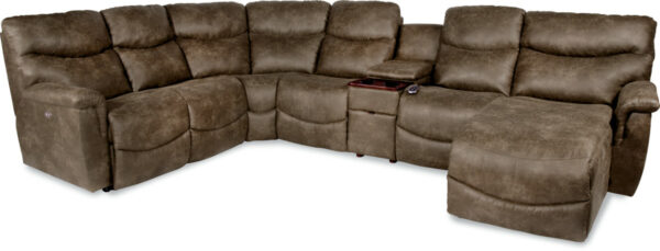 La-Z-Boy James Sectional Review Features Dimensions Upgrades