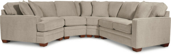 La-Z-Boy Meyer Sectional Review Features Dimensions Upgrades