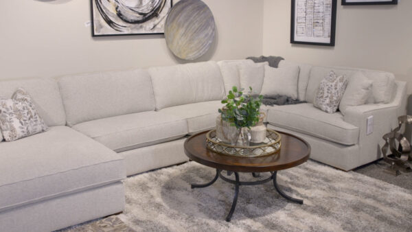 La-Z-Boy Paxton Sectional Traditional Look