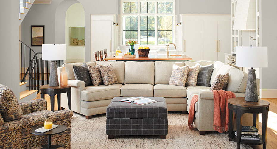 La-Z-Boy Bexley Sectional Review Features Dimensions Upgrades